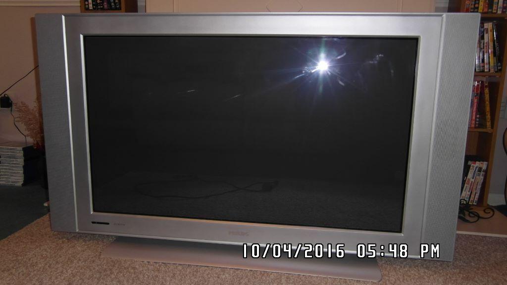 Philips Digital Widescreen Flat Tv 42 Quot Plasma In