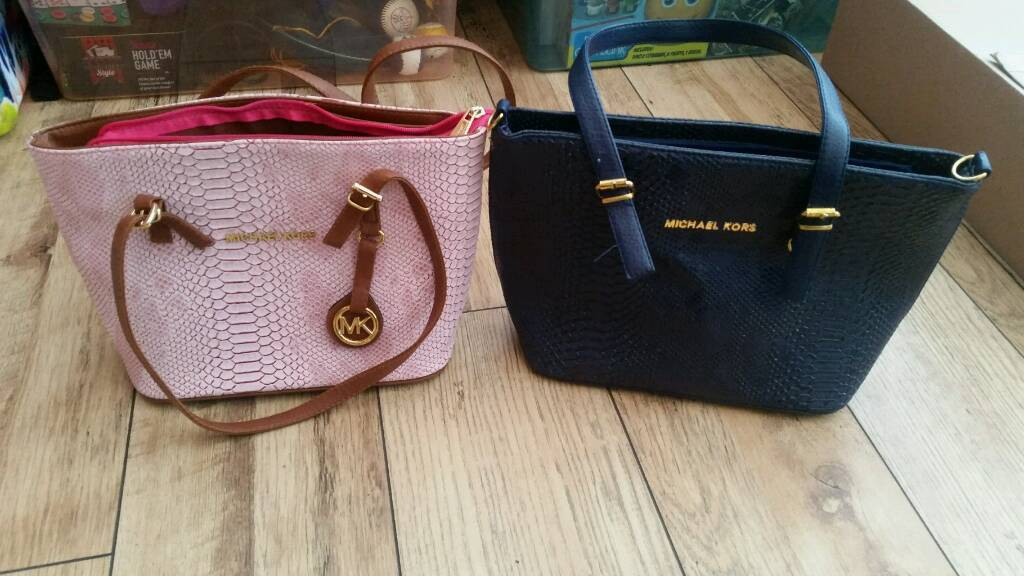 Mk style bags