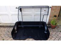 Dog Guard and cargo tray suitable for Jeep Cherokee 1996 model or same series