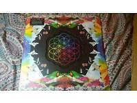 Coldplay - A Head Full of Dreams Vinyl