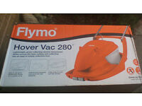 Flymo Hover Vac 280. 1300w Electric Hover Lawnmower