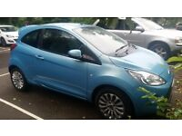 FORD KA 1.2 ZETEC (2010) 3DR - LOW MILEAGE (35,000) - SELLING DUE TO A MOVE