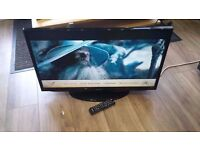 "Samsung 32"" Full HD 1080p LED TV with Freeview £85"