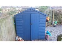 Garden Shed - Good Quality, Disassembly and Removal Required
