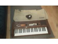 Beautiful vintage casio keyboard (mint condition)