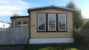 325, 6220-17 Ave.SE Calgary, 3 Bedrm Mobile Home Newly Renovated