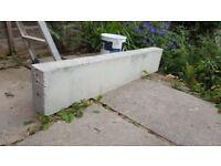 Concrete lintel Naylors R9 1200x220x100