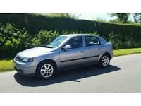 Vauxhall astra 1.6 8v 03 plate 12 months mot