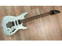 IBANEZ S470 ICE BLUE 2005...KOREAN MADE GUITAR