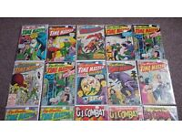 Vintage 1960's Comic Book Collection vg/Nm