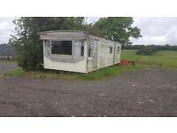Static caravan for sale £500. Buyer uplifts. No longer required