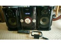 Panasonic stereo sistem