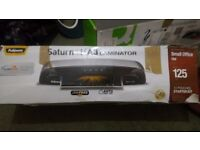 FELLOWES SATURN A3 LAMINATOR COMES BOXED ONLY £25