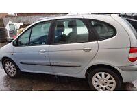 Renault Megane Senic Sale/Finance CAR FINANCE SPECIALISTS Forth Carz