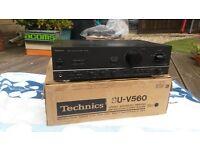 Technics Stereo Equipment - Superb Quality In Black