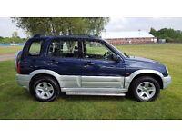 06 Plate Suzuki Grand Vitara 2.0 16v 5 Door Estate 4x4..