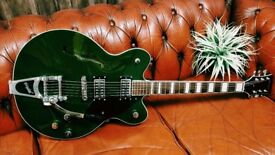 Gretsch G2622T Streamliner with Bigsby with upgrades