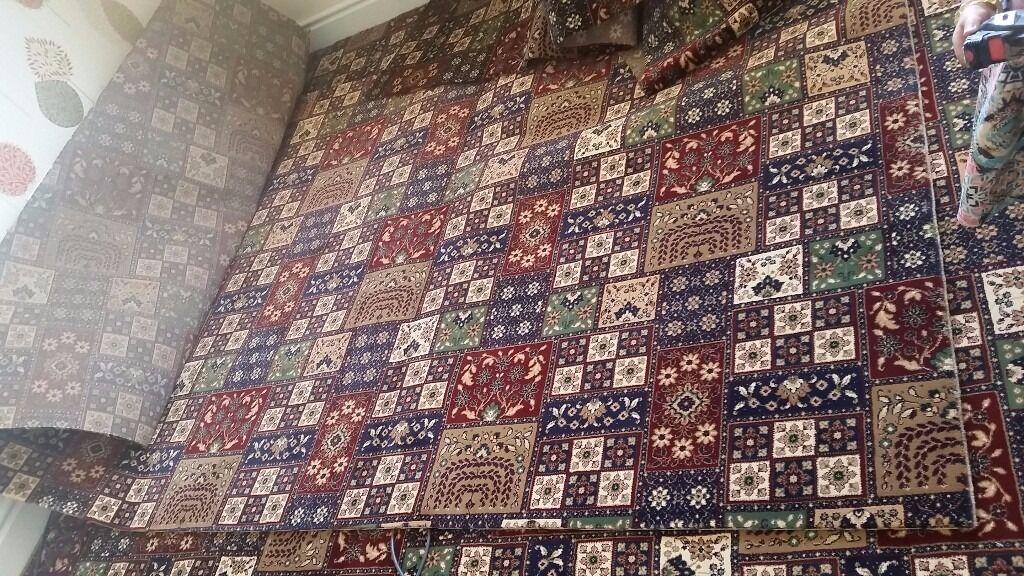Kenilworth Wilton Carpet Brand New Carpetright Large L