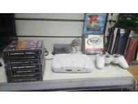 Sony PlayStation one PS1 retro bundle