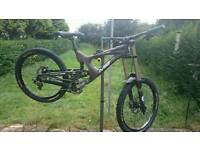 Intense M9 downhill mountain bike