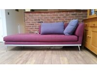Ligne Roset Sofa / Day Bed / Chaise Longue