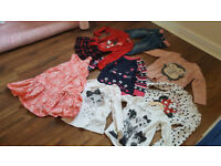 3-4,4-5 girls bundle of clothes
