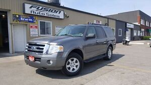2012 Ford Expedition XLT-8 PASS/THIRD ROW-4X4-1 OWNER-DUAL AIR/H