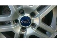 Alloys ford transit connect