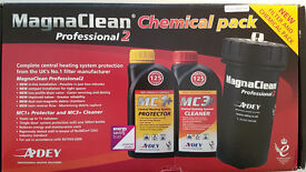Magnaclean Professional 2 with Chemical Pack by ADEY