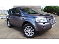 2007 56 LAND ROVER FREELANDER 2.2 TD4 SE FSH(PART EX WELCOME)***FINANCE AVAILABLE***WARRANTY