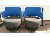 Office tub chairs