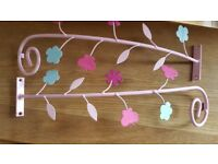 Girl's Bed Canopy Cradle/Ring