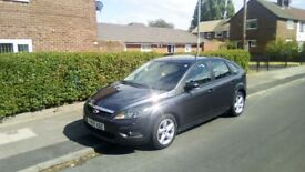 2009 Ford focus zetec £700 just spent