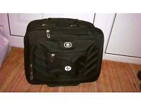 Ogio black travel roller bag
