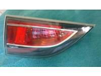 Mazda 6 estate light