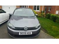 vw golf 2.0TDI 2009