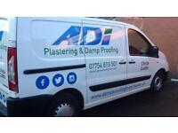 ADI plastering & damp proofing