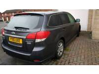 Subaru Legacy 2.0 d S Tourer NEW CLUTCH and DMF!