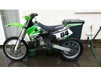 KX125 2001