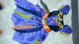 Halloween costume age 5-6