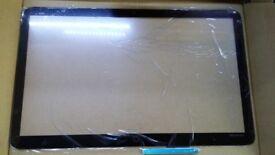 "HP digitizer touchscreen glass for HP envy 15.6"" laptop serial EXC964173UAG-A13 BNIB"