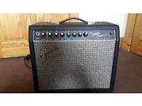 Fender Superchamp X2 valve guitar amp, excellent condition