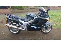 Kawasaki ZZR1100D
