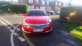 63 reg new shape vauxhall insignia tech line 140 bhp 1 owner !!