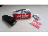 Cry Baby Wah Guitar Pedal