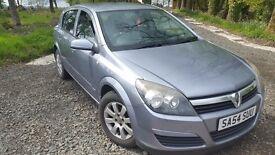 Vauxhall Astra 1.4 i 16v Club 5dr 2004 GOOD RUNNER