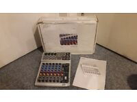 Peavey PV8 8-Channel Compact Mixer For Sale & Collection Only.