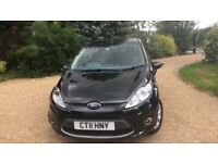 Low mileage 2011 Ford Fiesta for sale - good service history