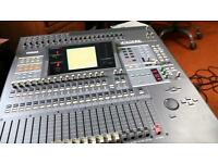 YAMAHA O2R Version 2 best mixer for this price 02R