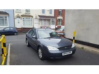 FORD MONDEO MOT 19.02.2018 NO ISSUE